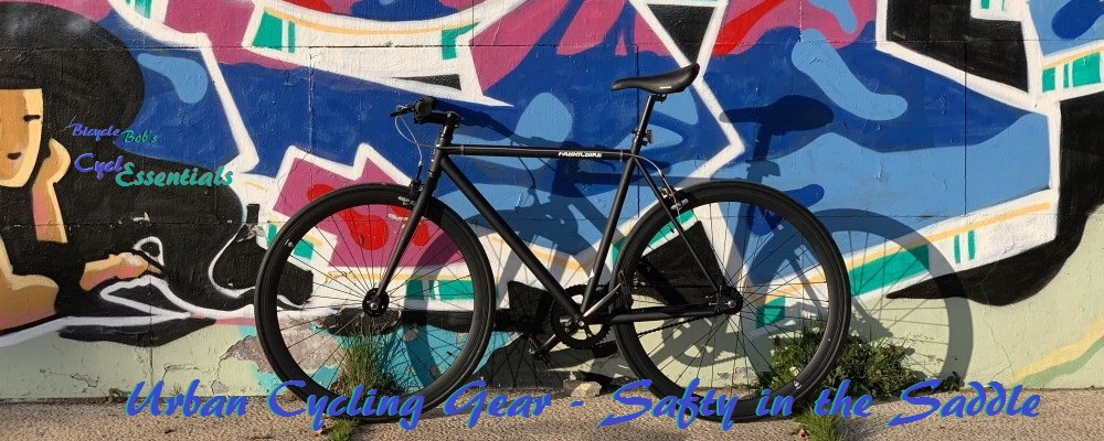 Urban Cycling Gear - Safety in the Saddle