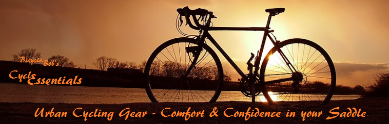Urban Cycling Gear -Part 2- Comfort & Confidence in Your Saddle